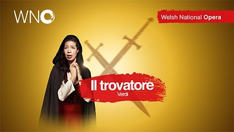 Welsh National Opera - Il Trovatore at Milton Keynes Theatre