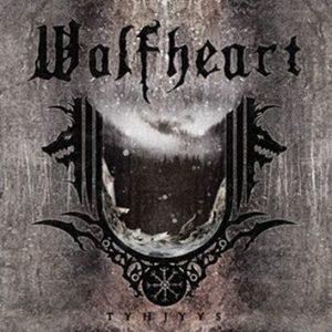 Wolfheart Tyhjyys CD multicolor
