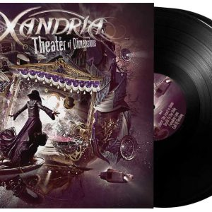Xandria Theater of dimensions LP multicolor