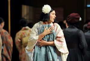 Puccini's Madama Butterfly - Glyndebourne