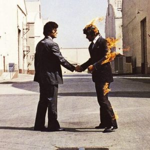Pink Floyd Wish you were here Poster multicolour