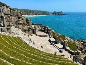 The Minack Theatre, Cornwall, credit Lynn Batten