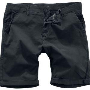 Urban Classics Stretch Turnup Chino Shorts Shorts black