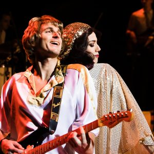 ABBA Mania at Leas Cliff Hall, Folkestone