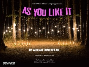 As You Like It at The New Normal Festival