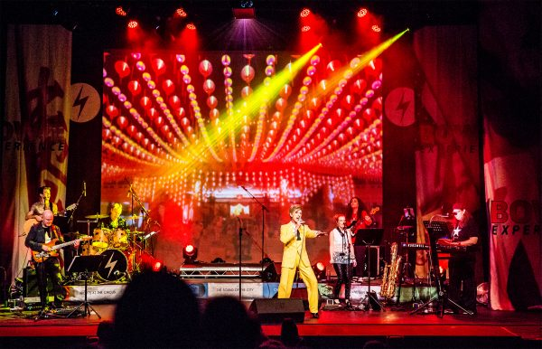 Bowie Experience at Princess Theatre, Torquay