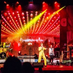 Bowie Experience at The Alexandra, Birmingham
