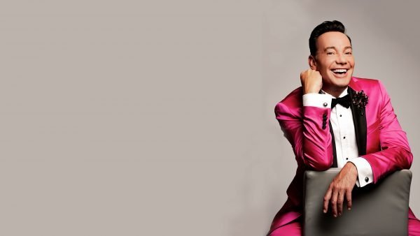 Craig Revel Horwood - The All Balls And Glitter Tour at Leas Cliff Hall, Folkestone