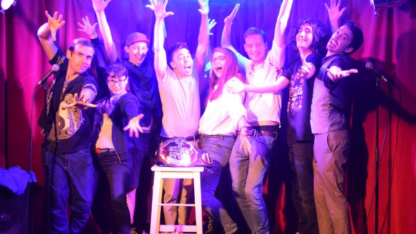 Extreme Improv Show at Aylesbury Waterside Second Space