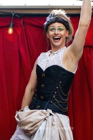 Kane Verrall as Dame Fanny