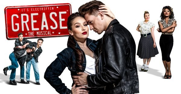 Grease at Bristol Hippodrome Theatre