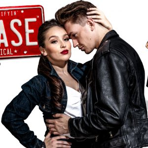 Grease at Regent Theatre, Stoke-on-Trent