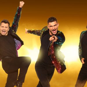 Here Come The Boys at Aylesbury Waterside Theatre