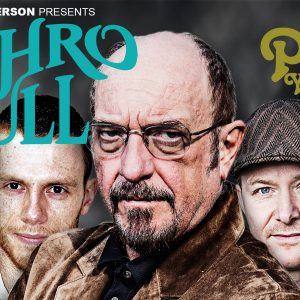 Jethro Tull at Victoria Hall, Stoke-on-Trent