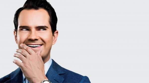 Jimmy Carr - Terribly Funny at Leas Cliff Hall, Folkestone