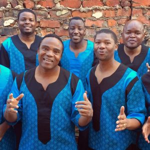 Ladysmith Black Mambazo at Milton Keynes Theatre
