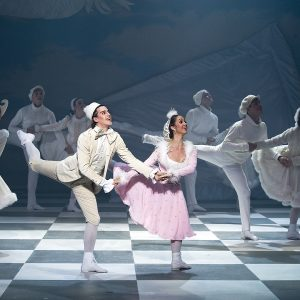 Matthew Bourne's Nutcracker at New Victoria Theatre, Woking