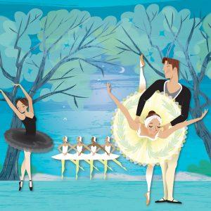 My First Ballet - Swan Lake at Richmond Theatre