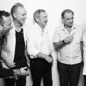 Nick Mason's Saucerful of Secrets at New Theatre Oxford