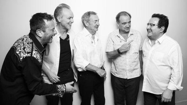 Nick Mason's Saucerful of Secrets at New Theatre Oxford