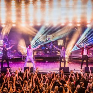 Re-Take That: Take That Greatest Hits The Sing-a-long at Richmond Theatre