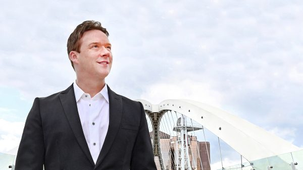 Russell Watson - 20th Anniversary of The Voice at New Victoria Theatre, Woking