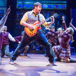 School of Rock at Bristol Hippodrome Theatre