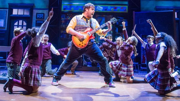 School of Rock at Regent Theatre, Stoke-on-Trent