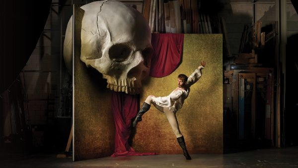 Scottish Ballet - The Scandal at Mayerling at Theatre Royal Glasgow
