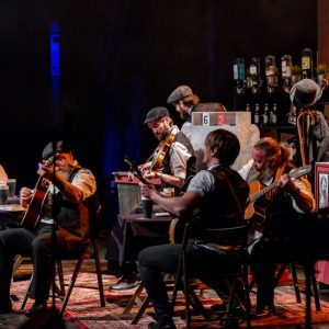 Seven Drunken Nights: The Story of the Dubliners at Milton Keynes Theatre