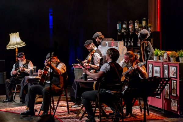 Seven Drunken Nights: The Story of the Dubliners at New Wimbledon Theatre