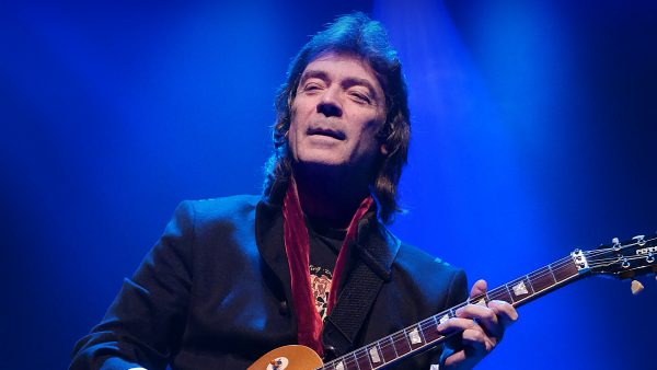 Steve Hackett Genesis Revisited - Seconds Out & More at Edinburgh Playhouse