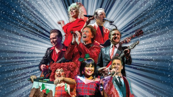 That'll Be The Day Christmas Show at New Wimbledon Theatre