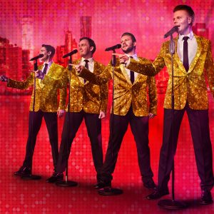 The Best Of Frankie Valli & The Four Seasons at Leas Cliff Hall, Folkestone