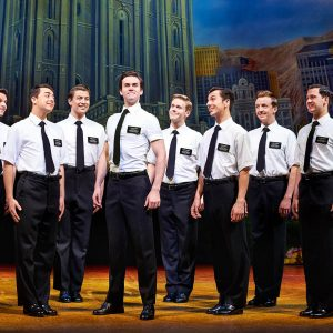 The Book of Mormon at Edinburgh Playhouse