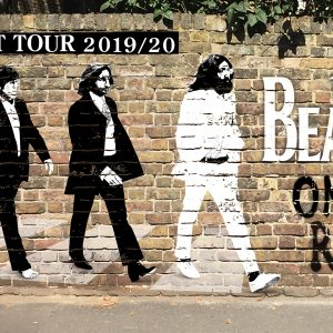 The Bootleg Beatles at Victoria Hall, Stoke-on-Trent