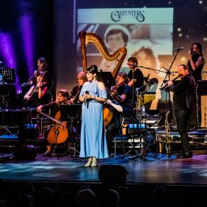 The Carpenters Story at Edinburgh Playhouse