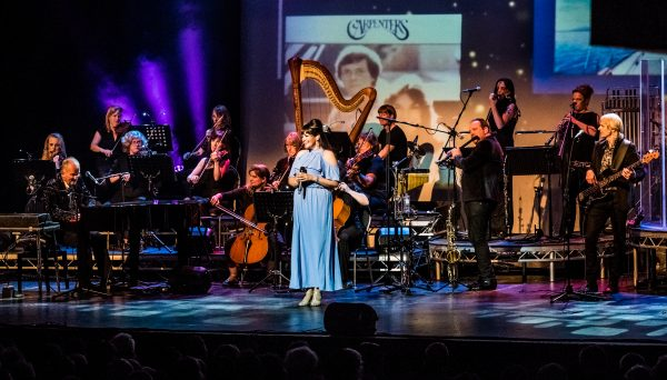 The Carpenters Story at King's Theatre, Glasgow