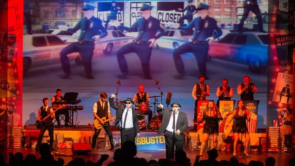 The Chicago Blues Brothers - A Night At The Movies at Regent Theatre, Stoke-on-Trent