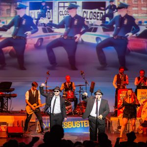 The Chicago Blues Brothers - A Night At The Movies at The Alexandra, Birmingham