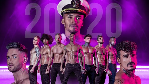 The Dreamboys at Regent Theatre, Stoke-on-Trent