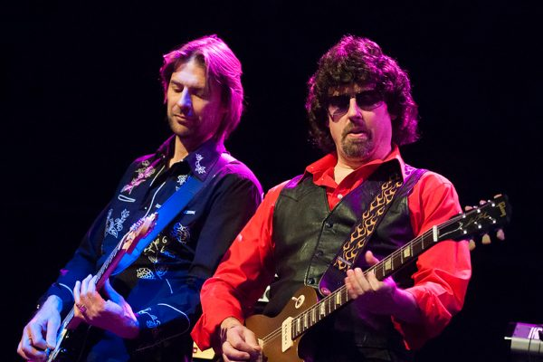 The ELO Experience - Electric Light Orchestra at Leas Cliff Hall, Folkestone