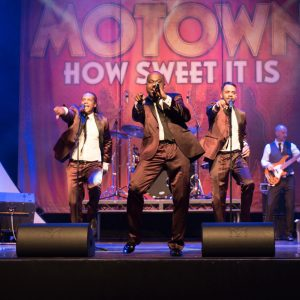 The Greatest Hits of Motown - How Sweet It Is at Victoria Hall, Stoke-on-Trent