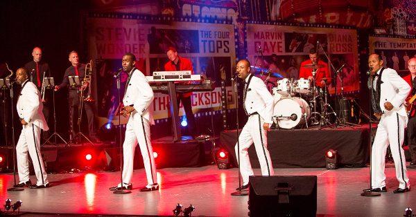 The Magic of Motown at Princess Theatre, Torquay
