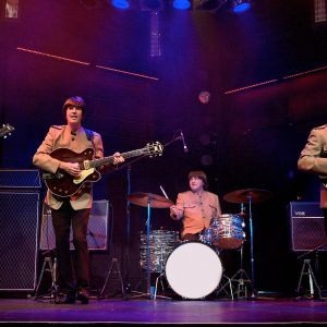The Magic of The Beatles at Milton Keynes Theatre