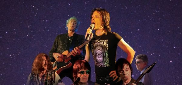 The Rolling Stones Story at Leas Cliff Hall, Folkestone