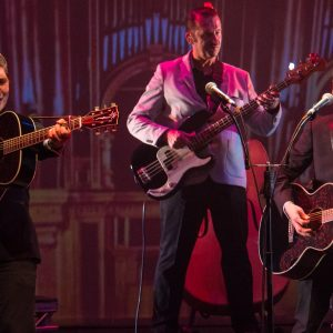 Walk Right Back - The Everly Brothers Story at Leas Cliff Hall, Folkestone