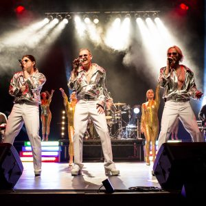 You Win Again - Celebrating the Music of The Bee Gees at Milton Keynes Theatre