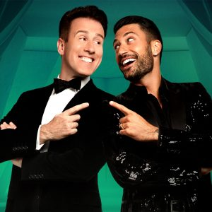 Anton & Giovanni - Him & Me at Theatre Royal Brighton