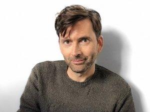 David Tennant. Photograph by Georgia Tennant.